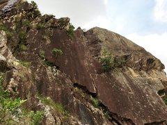 Rock Climbing Photo: September Crag