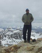 Rock Climbing Photo: Mt. Democrat, CO