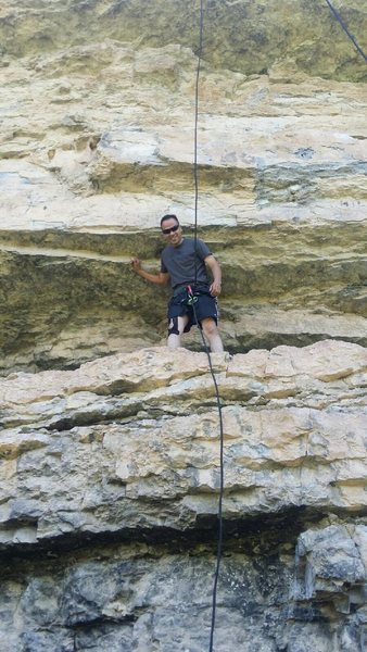 Rock Climbing Photo: Tijeras, nm