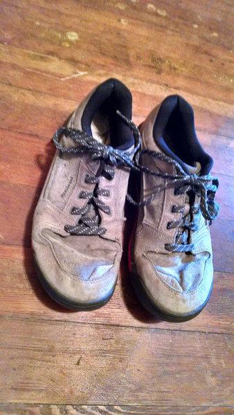 Rock Climbing Photo: patagonia shoes