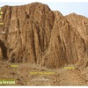 Climbing in Morocco  Escalade au Maroc<br> Guidebook climbing in the Todra gorges <br> Paroi du levant area