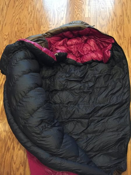 Mountain Hardwear Women's Phantom 0 Degree Sleeping Bag