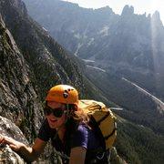 Rock Climbing Photo: Petite Cheval