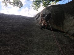 Rock Climbing Photo: Kyle from Chatanooga styling.