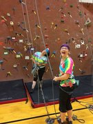 More climbing at Mansfield