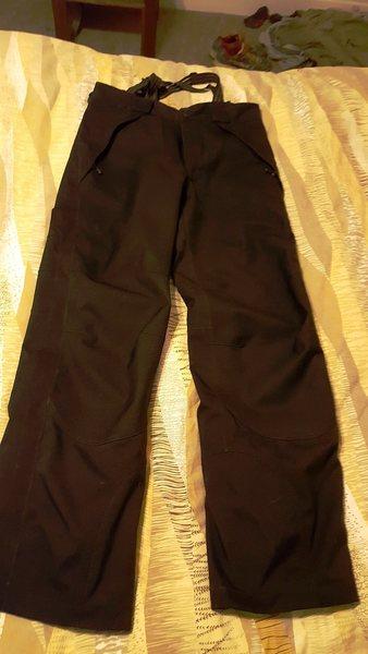 Patagonia Patrol pants, front