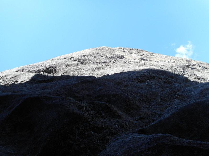Rock Climbing Photo: Pre-marital Sex 5.8. Ok route, nothing terribly fu...