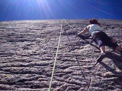 Loren Reno attempting Kamasutra