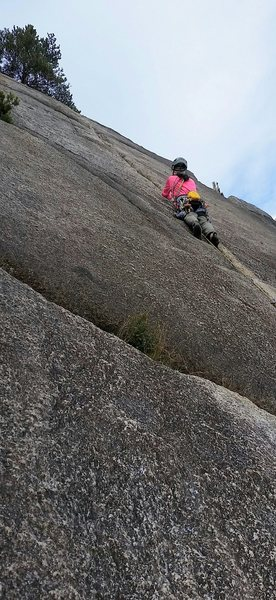 Rock Climbing Photo: Cat Crack