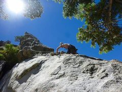 Rock Climbing Photo: Pure Magic!!