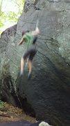 Rock Climbing Photo: thank you crash pad