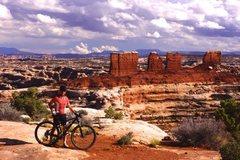 Rock Climbing Photo: The Maze, Canyonlands, UT