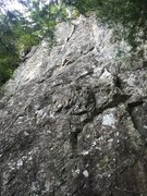 Rock Climbing Photo: Sudden Story