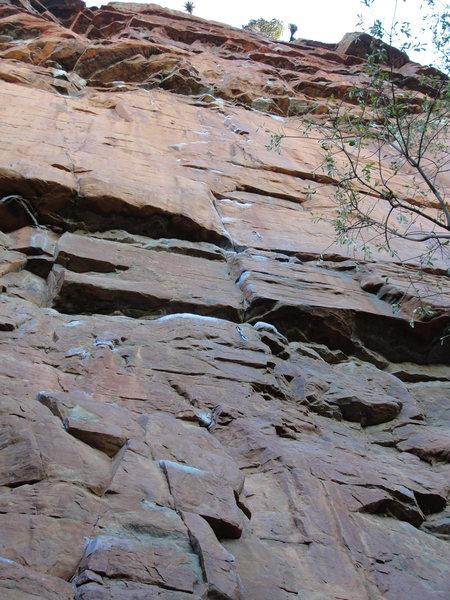 Rock Climbing Photo: Snapdragon-13a.