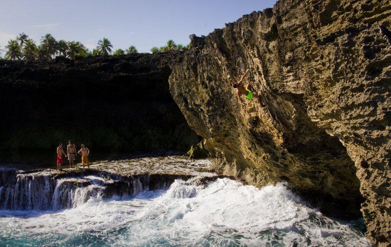 Rock Climbing Photo: Photo by Jim Aikman