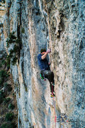 Rock Climbing Photo: Really good movement!