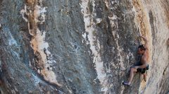 Rock Climbing Photo: I really like this route! Blake McCord Photo
