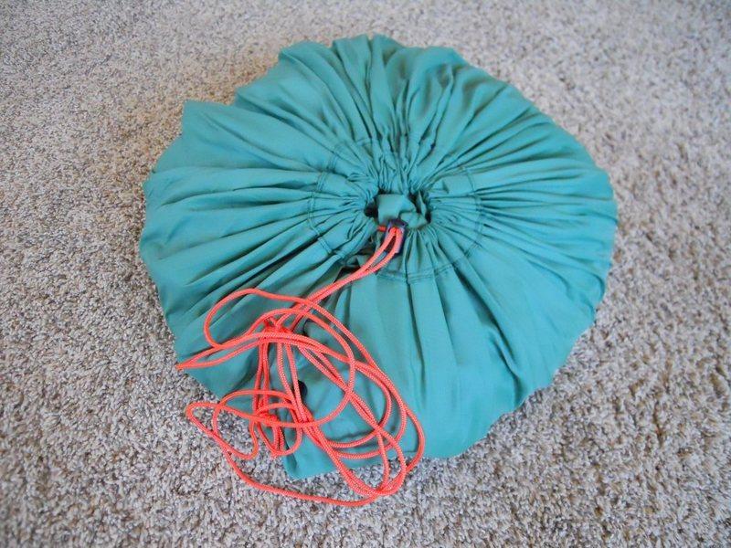 Rope Bag Closed