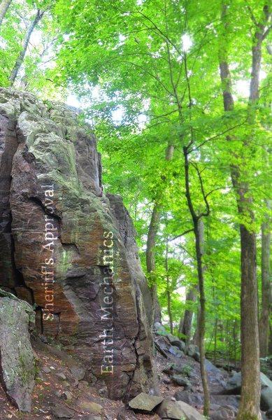 Rock Climbing Photo: July 2016