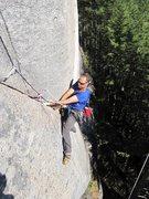 Rock Climbing Photo: Derek