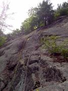Rock Climbing Photo: Blue Pill