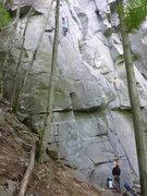 Rock Climbing Photo: Cadarese granite, super fun