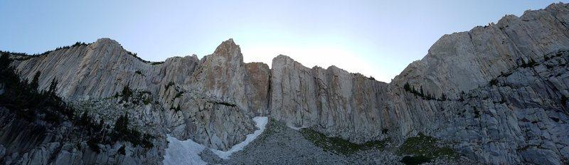 Rock Climbing Photo: The Cirque