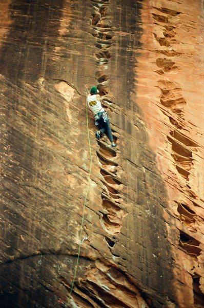 Rock Climbing Photo: juuugs