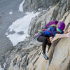 Linda finishes up the last moves on the stellar final pitch of Third Pillar.<br> <br> photo by danafelthauser.com