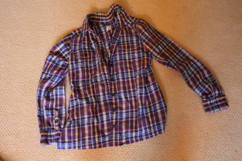 Patagonia Flannel (Womens)
