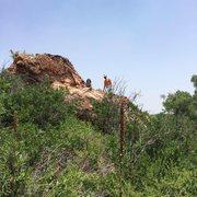 Rock Climbing Photo: Snake Pit Boulders in Garden of the Gods (Colorado...
