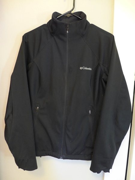 columbia softshell