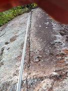 Rock Climbing Photo: Top
