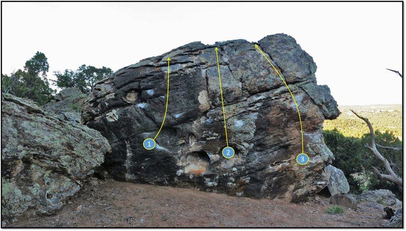 Rock Climbing Photo: 1. Adlinda.