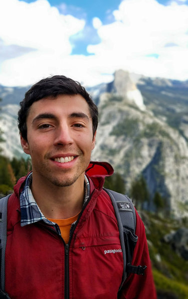 Rock Climbing Photo: Me in Yosemite