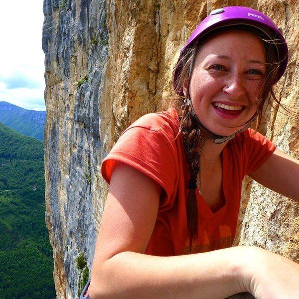 "Rock Climbing Photo: ""Le Nid d'Aigle"""