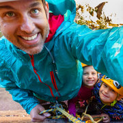Rock Climbing Photo: All smiles here