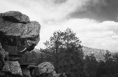 Rock Climbing Photo: Posa, NM