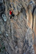 Rock Climbing Photo: Diablo Canyon, NM