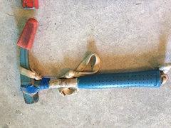 Rock Climbing Photo: Piton hammer #2