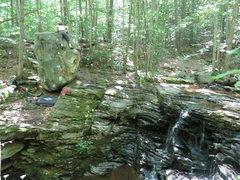 Rock Climbing Photo: Scene view.