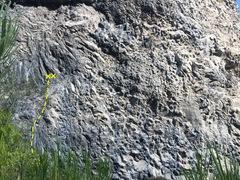 Rock Climbing Photo: La Regleta (5.11a)