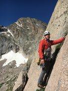 Rock Climbing Photo: Getting ready to send....