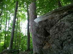 Rock Climbing Photo: Smooth Slopers!