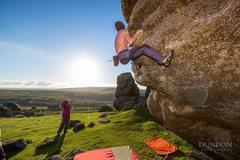 Rock Climbing Photo: lumps of powa