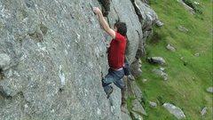 Rock Climbing Photo: Vascular powa