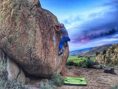 Rock Climbing Photo: Hartman Rocks Gunnison