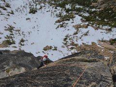 Rock Climbing Photo: Bear Hugs