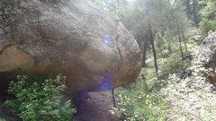 Rock Climbing Photo: Crack Project.