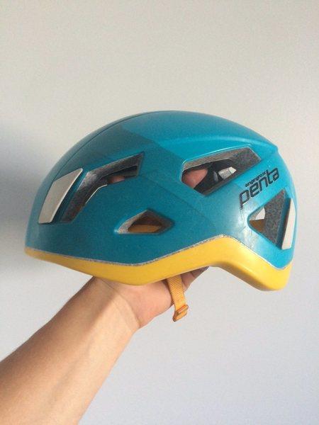 Rock Climbing Photo: Singing Rock Penta helmet